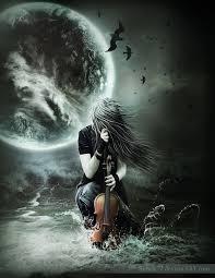 Mélancolie sous la lune